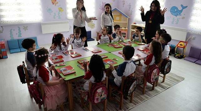 Okul öncesi eğitim almayan çocuklar yazın anaokulu eğitimi alacak
