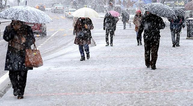 Meteorolojiden Doğu Anadolu için kar uyarısı