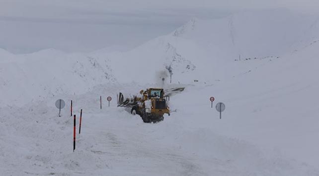 Kar, Van ve Bitliste bazı yolları kapattı