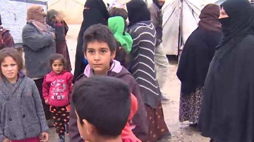 Terör örgütünden kaçan Ayn el Araplıların tek umudu Fıratın doğusuna düzenlenecek operasyon
