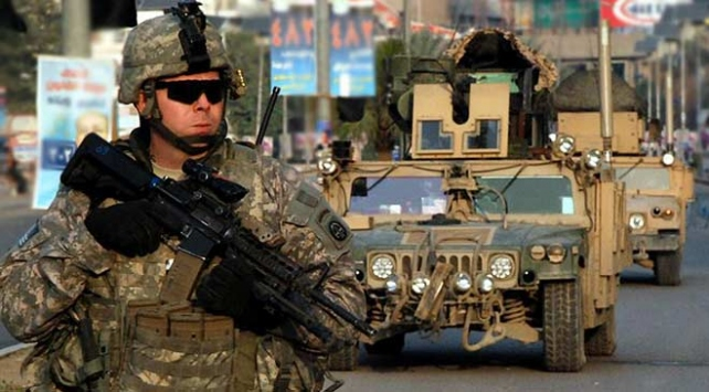 ABD askerleri Suriyeden çekilmeye başladı