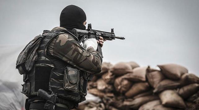 Siirtte PKKlı teröristlerin kullandığı 5 barınak ve sığınak imha edildi