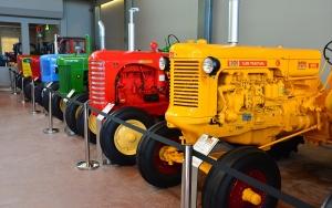 Traktörlerin asırlık hikayesini anlatan müze