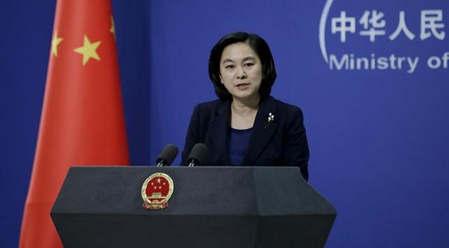 """Çinden ABDnin """"Uzay Kuvvet Komutanlığı"""" kararına tepki"""