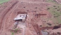TRT Haber Ayn el-Arab bölgesindeki terör tünellerini görüntüledi