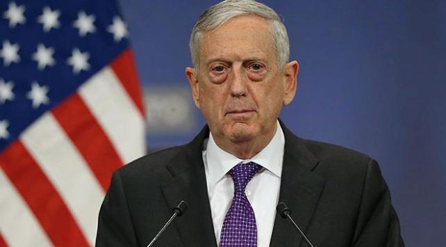 ABD Savunma Bakanı Mattis emekli olacak