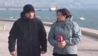 Şile'deki gemiden kurtarılan mürettebat aylardır maaş alamadığını iddia etti