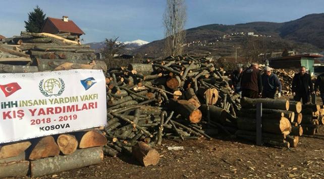 İHHdan Balkanlarda bin 500 aileye kışlık yardımı