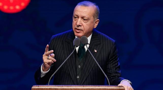 """Cumhurbaşkanı Erdoğan: """"Karargaha yapılan siber saldırıyı Ahtapot yazılımı engelledi"""""""