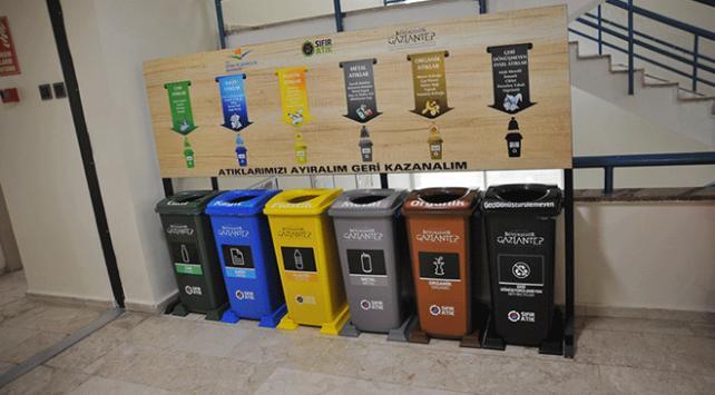 Atıklardan organik gübre ve elektrik üretimi