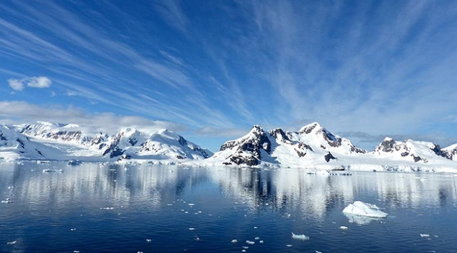Kanadadaki buzulların yüzde 80i 50 yıl içinde eriyecek