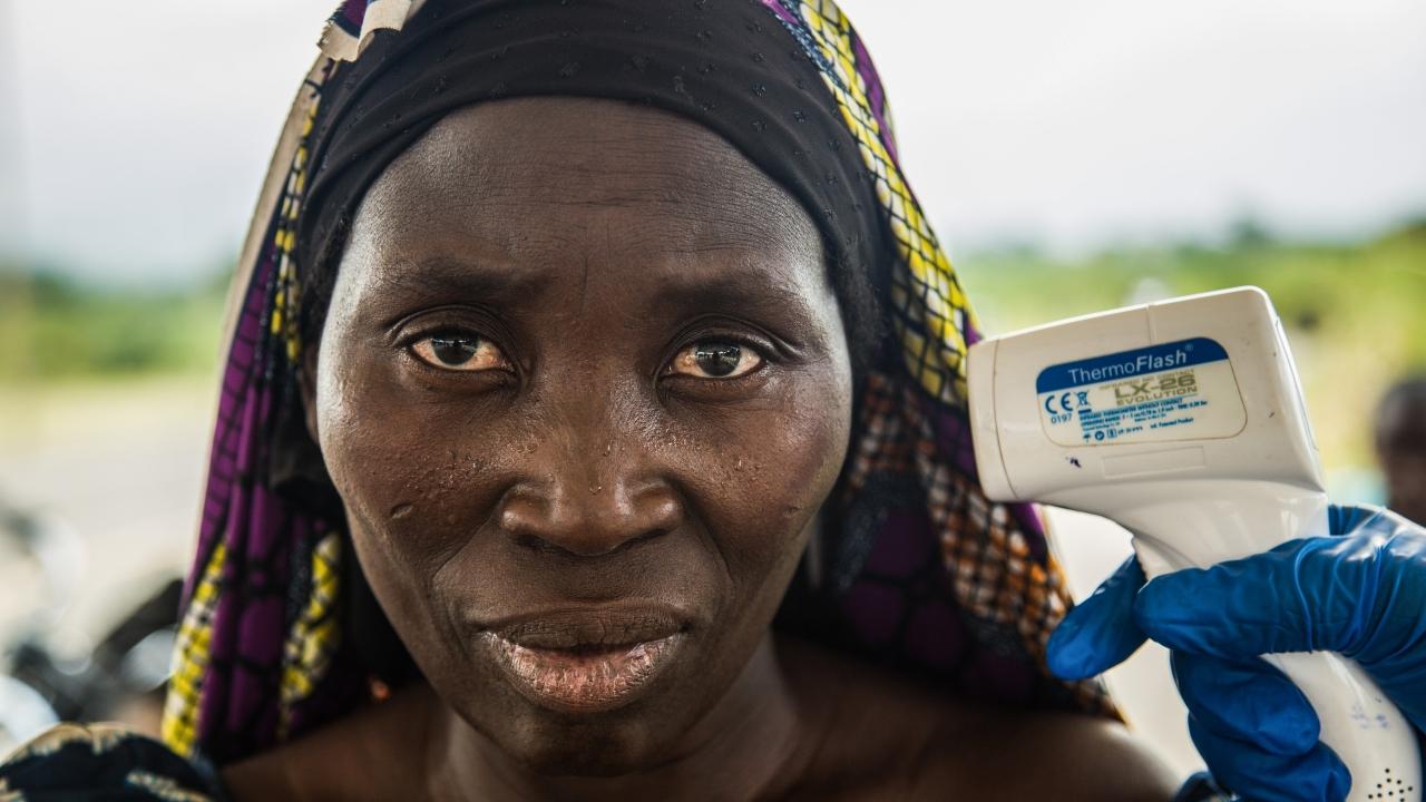 Kongoda ebola şüphelileri firar etti