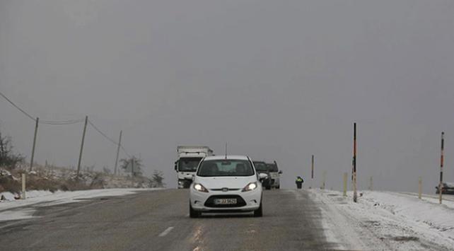 Doğuda çığ, buzlanma ve don uyarısı