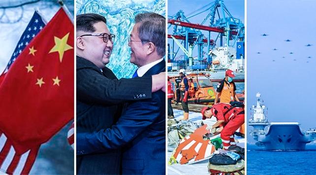2018de Asya-Pasifikte neler oldu?