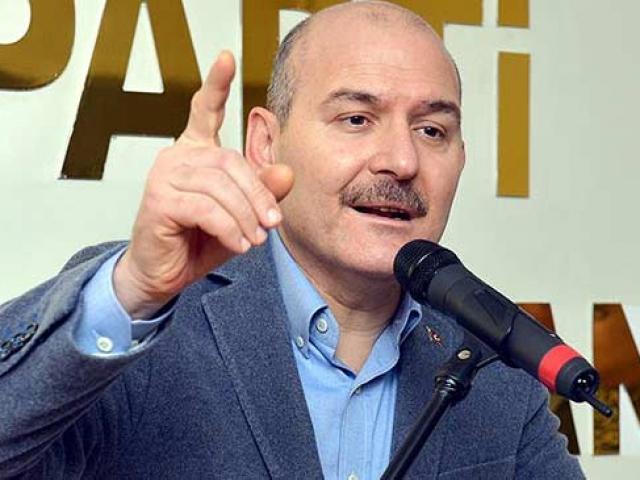 İçişleri Bakanı Soylu: Yıllardır PKKya batıdan destek geliyor