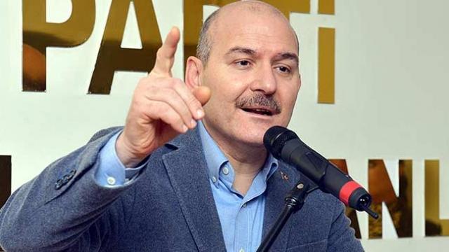 İçişleri Bakanı Soylu: Yıllardır PKK'ya batıdan destek geliyor