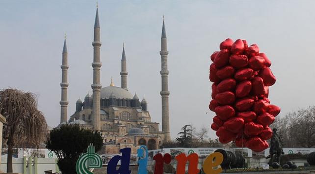 Edirne 2018 yılında 3,5 milyondan fazla turist ağırladı
