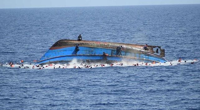 Etiyopyada tekne alabora oldu: 1 ölü, 11 kayıp