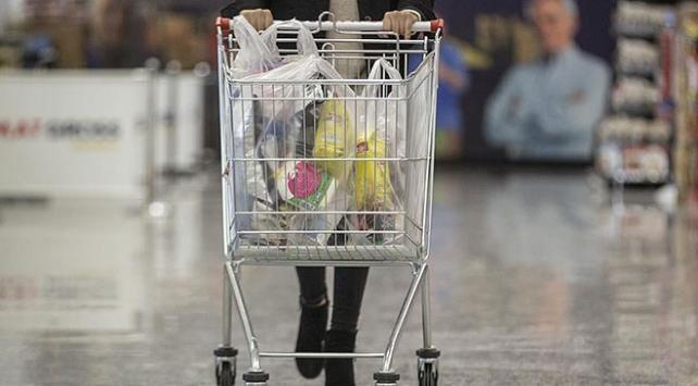 Plastik poşetler bugünden itibaren ücretli