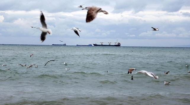 Marmarada ulaşıma poyraz engeli