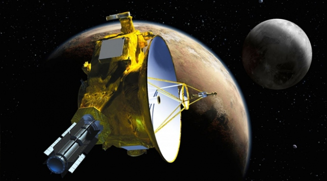 NASAnın uzay aracı Kuiper Kuşağında