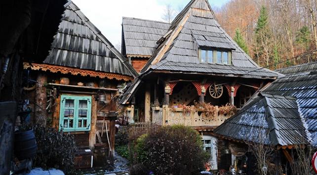Bosna Hersekin etnik köyünde tarihe yolculuk