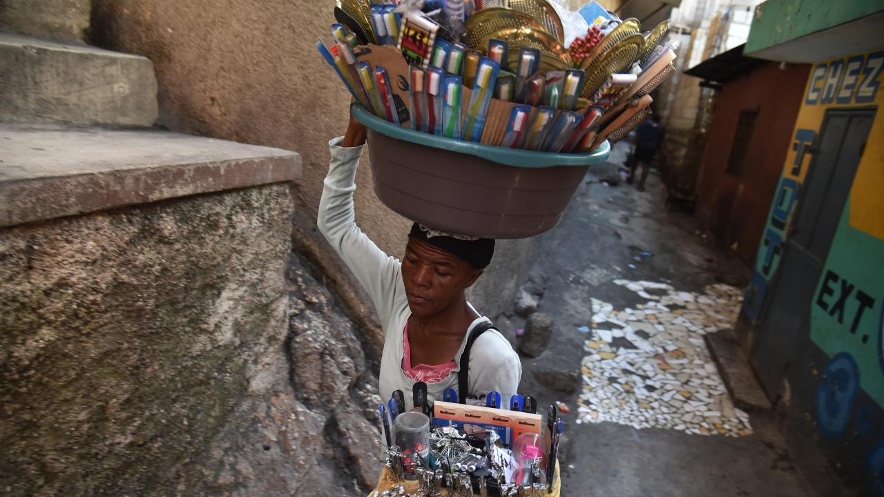 Haiti halkı yoksulluk içinde yaşıyor