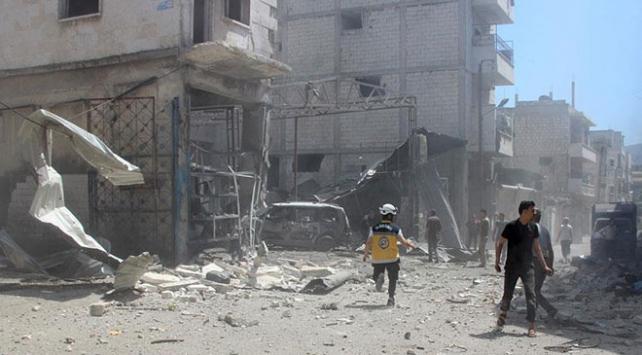 Suriyede geçen yıl 223 katliamda 2 bin 741 sivil öldü