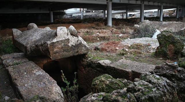 2 bin 500 yıllık nekropol müzeye dönüşüyor