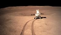 Çin'in insansız keşif aracı Ay'ın karanlık yüzünde