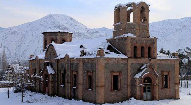 Erzurumdaki tarihi Oltu Rus Kilisesi restore edilecek