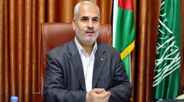 Hamas: Görevlilerin çekilmesi kararıyla Gazzenin vatandan ayrılması planı tamamlandı
