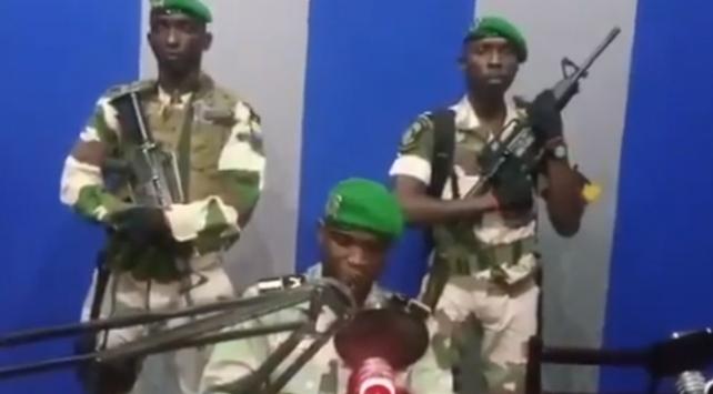 Gabon Hükümeti: Ülkede durum kontrol altında