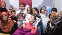 Engelli yazar Rukiye Türeyen'in ilk imza günü