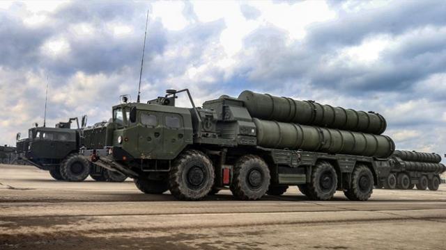 ABD'li bir heyet S-400'ler için Türkiye'ye gelecek