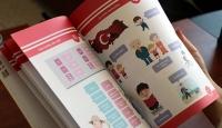 Arnavutça ve Boşnakça 6. sınıf ders kitapları hazır