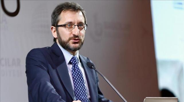 Fahrettin Altun: Türkiyenin ulusal güvenliği müzakere edilemez