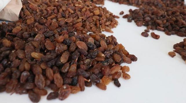 Kuru üzümde ihracat hızlı başladı