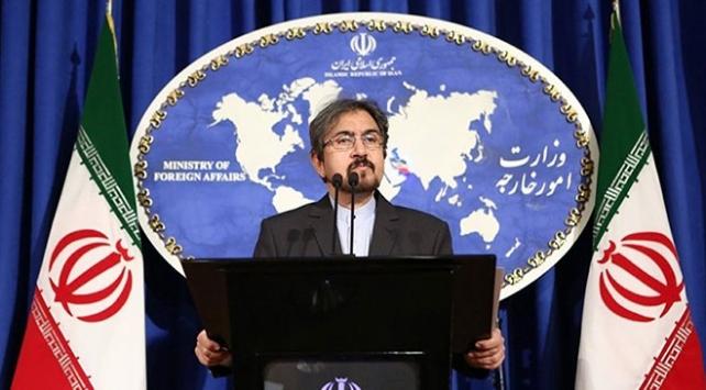 İran ABnin yaptırım kararını kınadı