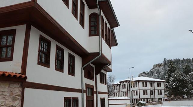 """""""2018 Kültür Başkenti"""" Kastamonunun ziyaretçi sayısı arttı"""