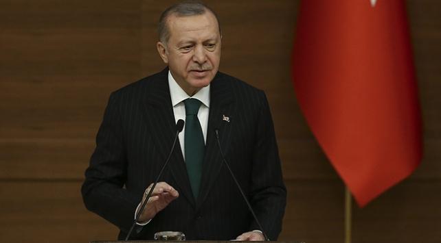 Cumhurbaşkanı Erdoğan: Kampanyalarımızda asla naylon poşet kullanmayacağız