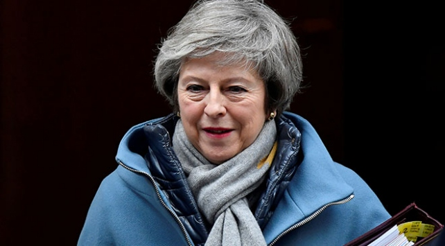Theresa May: 29 Martta ABden kesin olarak ayrılacağız