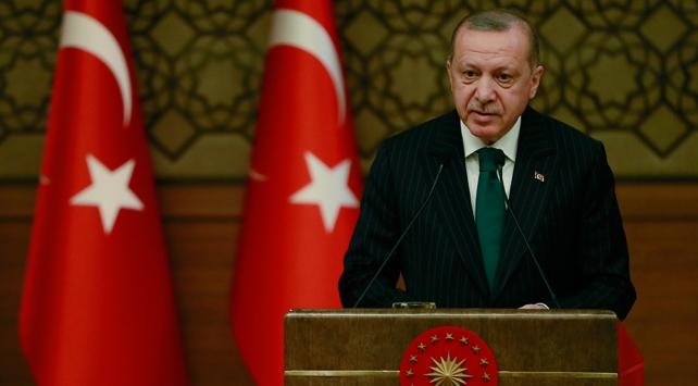 Cumhurbaşkanı Erdoğan: Dünyanın 13. büyük ekonomisi haline geldik