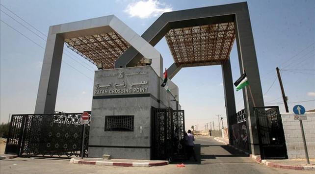 Hamastan Refah Sınır Kapısı açıklaması: Yüzyılın Anlaşmasına hizmet edecek
