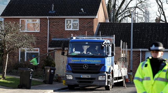Eski Rus ajan Sergey Skripalin evi boşaltıldı