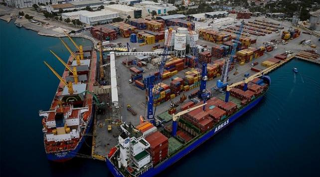 17 il 2018de milyar dolarlık ihracat yaptı