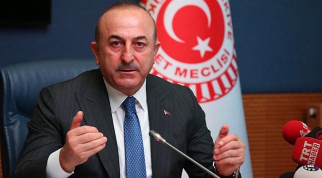 Bakan Çavuşoğlu: Operasyon ABDnin çekilmesine bağlı değil