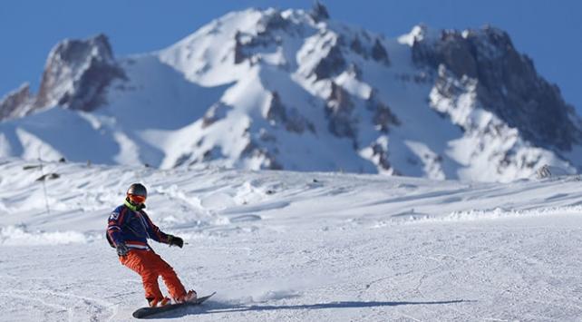 Türkiyenin kış turizm merkezleri konuklarını bekliyor