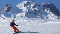 Türkiye'nin kış turizm merkezleri konuklarını bekliyor