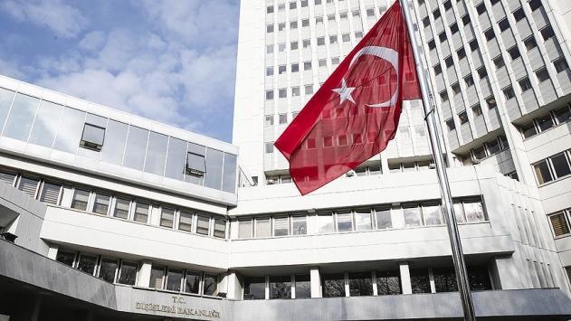 Dışişleri Bakanlığı Avrupa Güvenlik ve İşbirliği Teşkilatının atama kararını memnuniyetle karşıladı